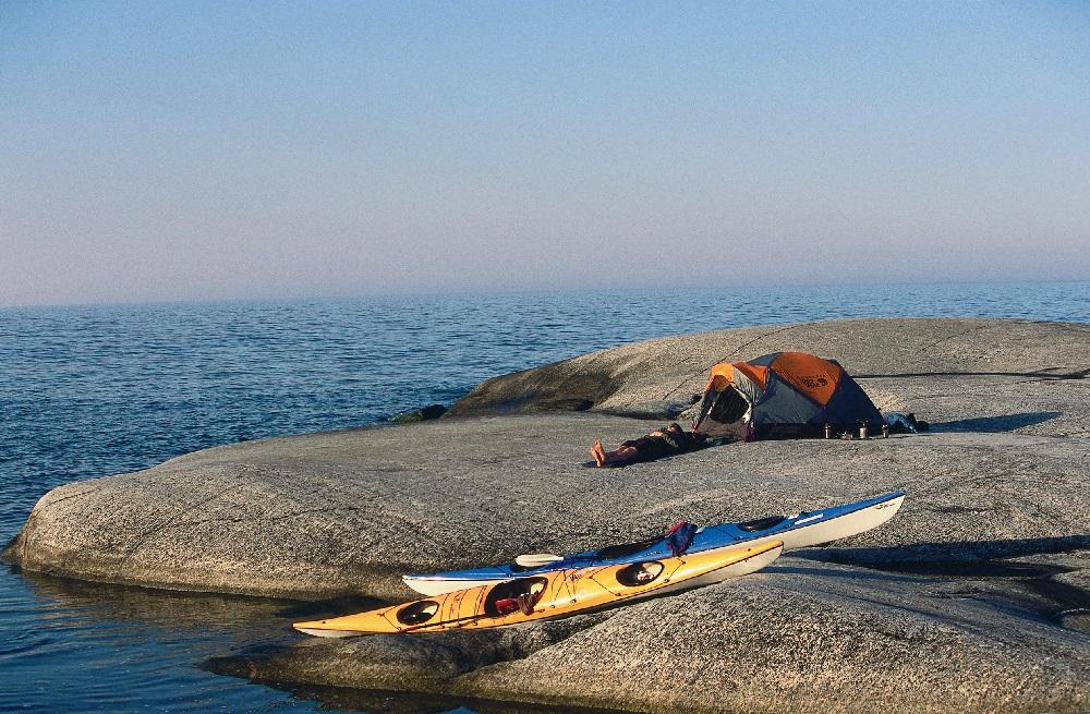 Kayak Stockholm Archipelago, 2/3 d