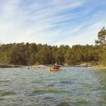 paddling in stockholm