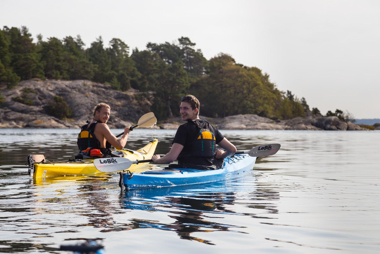 Kayak Stockholm Archipelago, 1d