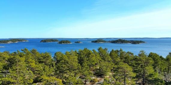 Archipelago tour Stockholm