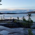 evening sweden north