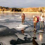 Ice Skating around Stockholm-13