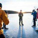 Ice Skating around Stockholm-4