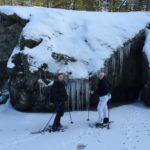 Ice-snowshoe-walk