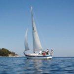 Sailing the Stockholm archipelago-1
