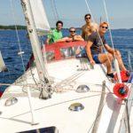 Sailing the Stockholm archipelago-8
