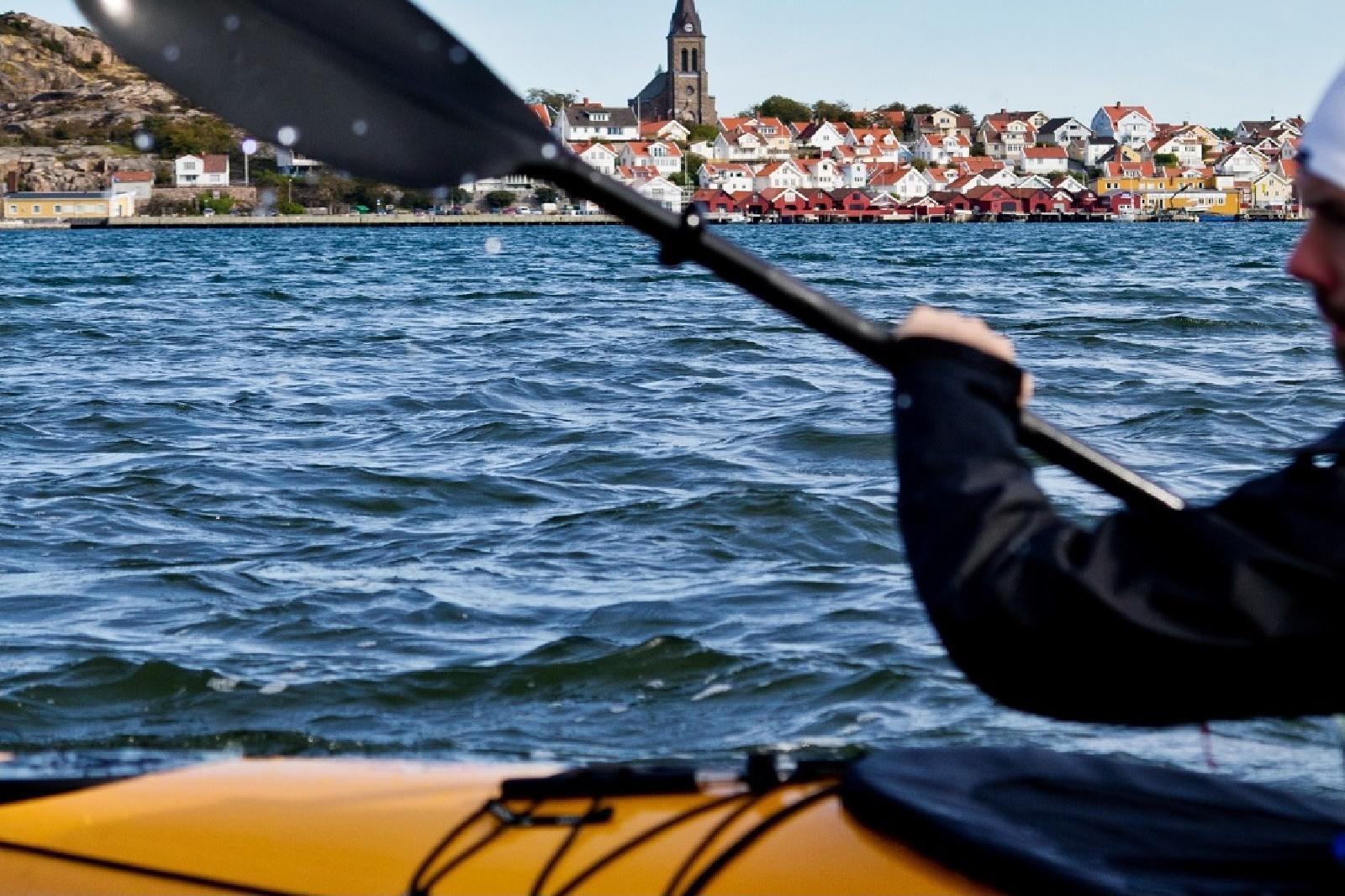 Kayak Stockholm Tour, 3h
